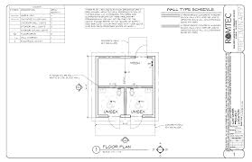 standard restrooms romtec inc floor plan of double restroom with large mechanical room