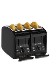 Hamilton Beach Two Slice Toaster Hamilton Beach 4 Slice Cool Touch Toaster Pickmytoaster