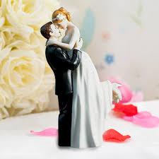 love couple embrace hug eskimo kiss romantic wedding cake topper