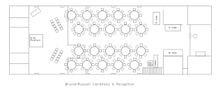 Wedding Reception Floor Plan Template Vox Theatre Blog December 2010
