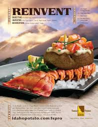 lobster roll recipe idaho potato commission