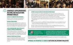 bureau du commerce international 2018 multilingual brochure