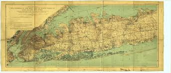 Long Island On Map American Institute Of Professional Geologists Northeast Section