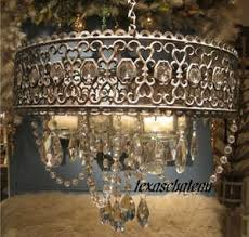 22 best shabby chic chandeliers and lighting images on pinterest