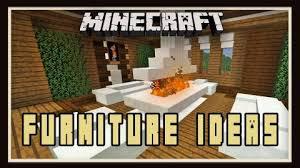 Minecraft Interior Design Minecraft Modern House Interior Design Tutorial How To Make