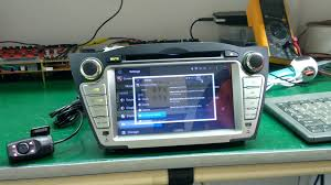 joying for hyundai tucson ix35 android car stereo dvd player gps