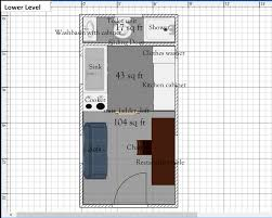 free tiny house floor plans 8 u0027 x 16 u0027 floor plan with possible