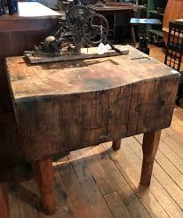 all furniture portland architectural salvage antique butcher s block