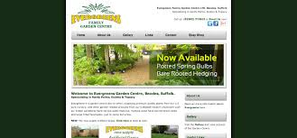 family tree garden center top 10 suffolk garden centre websites webtree agency