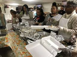 new church prepares more than 600 thanksgiving meals new