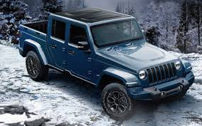2019 jeep wrangler pickup truck view 2018 jeep wrangler a more modern mountain goat photos from