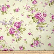 Pink Home Decor Fabric Designed By Eleanor Burns For Benartex This Cotton Print Fabric