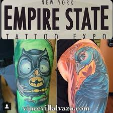 empire state tattoo expo design newyork com