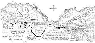 the big oak flat road 1955 u201cabove the settlements u201d by irene d