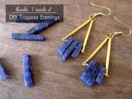 best 25 diy earrings ideas on pinterest diy jewelry diy