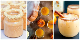 13 pumpkin cocktail recipes for fall 2016 unique ideas for