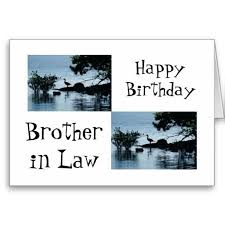wonderful birthday cards to express your care to your brother in