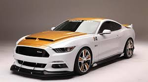 mustang tuner ford tuner presents supercharged mustang in for sema