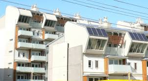 Great Examples Of Green Buildings And Concepts Worldwide - Sustainable apartment design