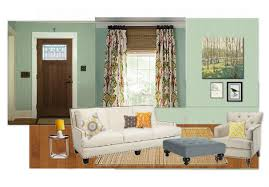 Green Living Room Curtains by Mint Green Curtains For Living Room Decorate The House With