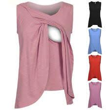 nursing clothes women s nursing clothing ebay