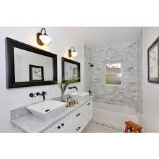 Restoration Hardware Vanity Lights Davis Sconce Schoolhouseighting Bathroom Electric