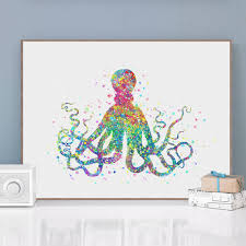 online buy wholesale octopus paintings from china octopus