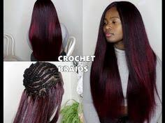 youtube crochet hairstyles on thinning hair 12 super easy straight crochet hairstyles outre x pression