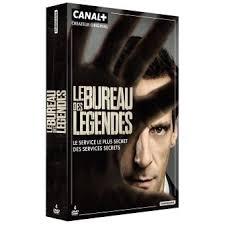 bureau canal plus le bureau des légendes le bureau des légendes saison 1 coffret dvd