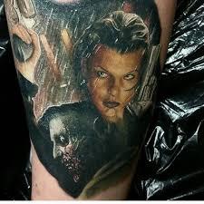 thealexwright resident evil tattoos pinterest evil tattoos