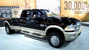 Dodge 3500 Pickup Truck - 2013 ram 3500 laramie long horn exterior and interior walkaround