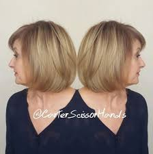 haircut with bangs women over 50 the best hairstyles for women over 50 80 flattering cuts 2018