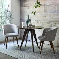 Grey Bistro Table Turner Bistro Table West Elm