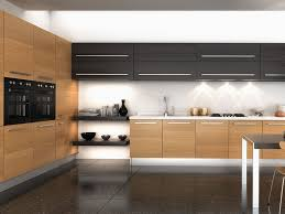 Asian Kitchen Cabinets by Mueble Lateral Y Bajo Enchapados En Formica Color Asian Mueble