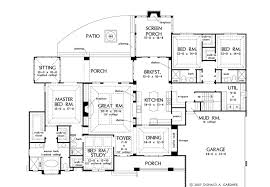 New American Home Plans by Home Plan European Meets New American Startribune Com