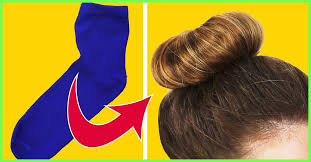 donut bun hair how to do a donut bun pictorial