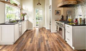 Best Wood For Kitchen Floor Best Budget Friendly Kitchen Flooring Options Overstock Com