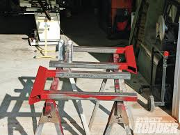 tips for building a welding table rod network