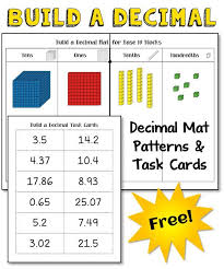 71 best decimals images on pinterest teaching math and