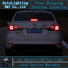 vw led tail lights car styling led tail l for jetta taillight assembly for vw jetta