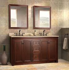 Vanity Base Appealing Double Vanity Base Cabinet And Sink Bathroom Home Depot