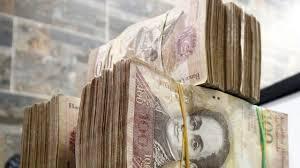 bureau de change à maduro annonce le retrait du plus gros billet