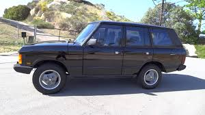 range rover truck conversion 1990 land rover range rover county first generation 3 9l v8 suv