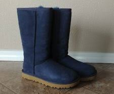 ugg australia blue chester sheepskin boots us size 10 for ebay