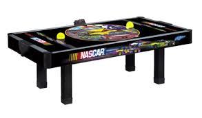 Air Hockey Coffee Table Nascar 7 Foot Premium Air Powered Hockey Table By Carrom Free Shipping