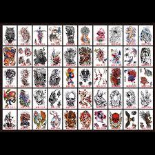 arti tato bulu merak online shop 1 lembar tato bulu merak stiker sementara hb633 mimpi