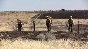 Wildfires Near Ephrata Wa by Moses Lake Family U0027s Home Destroyed In Sr 17 Fire Wildfire Under