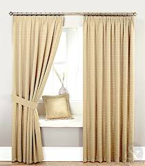 grey and beige curtains for small windows cubtab decoration