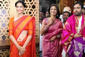 Reception Sarees For Indian Weddings 5 Most Beautiful Traditional Sarees That Every Indian Bride Must
