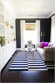 Gallery Of Monochrome With Color Small Living Room Design Homebnc - Small living rooms designs